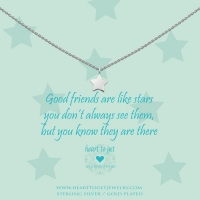 Good Friends Are Like Stars, Silver
