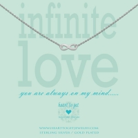 Infinity Love Silver