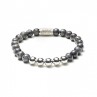 Grey seduction-silver-19cm